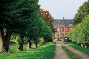 Lindenallee zu Schloss Bothmer, Mecklenburg-Schwerin