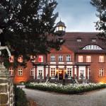 Hotel Schloss Basthorst Außenansicht