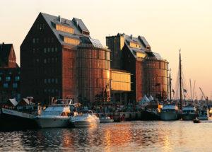 Speicher im Stadthafen Rostock