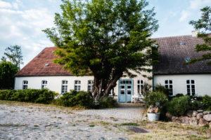 Gutshaus Lebehn in Vorpommern