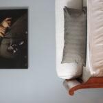 Sofa im Gutshaus